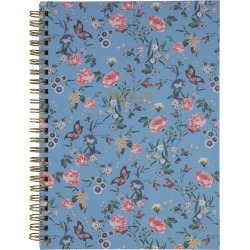 Paul & Joe - Fiore e Farfalle Notebook - A5 found on Bargain Bro UK from Amara UK