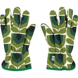 Orla Kiely - Potting Gloves - Striped Tulip found on Bargain Bro UK from Amara UK