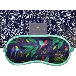 Sara Miller - Silk Eye Mask - Parrot found on Makeup Collection from Amara UK for GBP 27.26