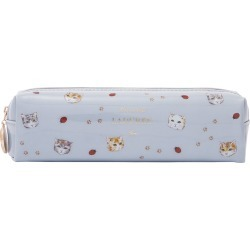 Ladurée - Cat Pencil Case - Blue found on Bargain Bro UK from Amara UK
