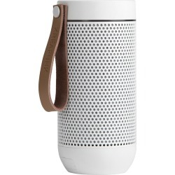 KREAFUNK - aFunk 360 Degrees Bluetooth Speaker - White found on Bargain Bro India from Amara US for $137.00