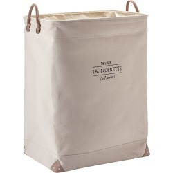 Aquanova - Lubin Laundry Bin - Beige found on Bargain Bro Philippines from Amara US for $62.00