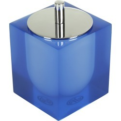 Jonathan Adler - Hollywood Storage Holder - Blue found on Makeup Collection from Amara UK for GBP 56.03