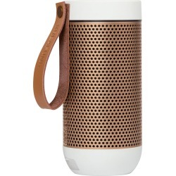 KREAFUNK - aFunk 360 Degrees Bluetooth Speaker - White/Rose Gold found on Bargain Bro India from Amara US for $137.00
