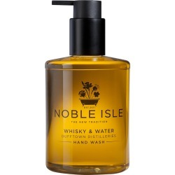 Noble Isle - Whisky & Water Hand Wash - 250ml found on Makeup Collection from Amara UK for GBP 21.17
