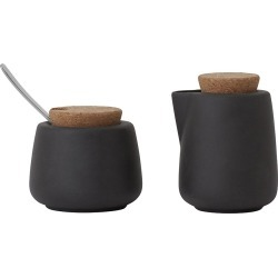 VIVA - Nicola Milk and Sugar Set - Charcoal