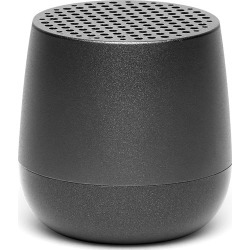 Lexon - Mino Bluetooth Speaker - Gunmetal found on Bargain Bro Philippines from Amara US for $42.00
