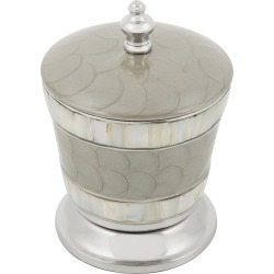 Julia Knight - Classic Canister - Platinum found on Makeup Collection from Amara UK for GBP 46.69