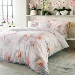 Ted Baker - Cotton Candy Duvet Cover - Pink - King found on Bargain Bro UK from Amara UK