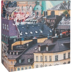Hygge Games - Rooftops Puzzle found on Bargain Bro UK from Amara UK