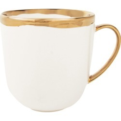 Canvas Home - Dauville Mug - Gold found on Bargain Bro Philippines from Amara US for $14.00