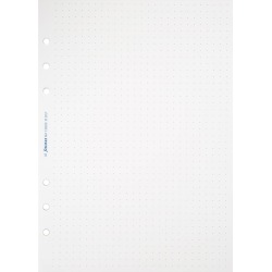 Filofax - A5 Organiser Refill Paper - Dotted found on Bargain Bro UK from Amara UK