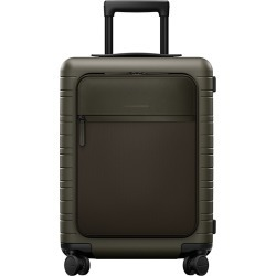Horizn Studios - M5 Smart Hard Shell Cabin Suitcase - Dark Olive found on MODAPINS from Amara AU for USD $533.77