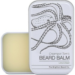The Brighton Beard Company - Creampot Tom's Beard Balm - Lime & Basil found on Makeup Collection from Amara UK for GBP 23.34