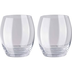 Versace Home - Medusa Lumiere 2nd Edition Whiskey Tumblers - Set of 2 - Clear found on Bargain Bro Philippines from Amara US for $199.00