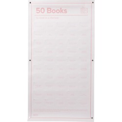 DOIY - 50 Books to Read in a Lifetime found on Bargain Bro UK from Amara UK