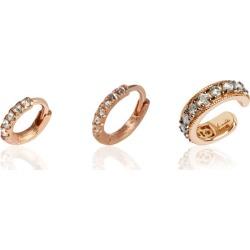 Annoushka Dusty Diamonds 18ct Rose Gold Diamond Ear Trio found on Bargain Bro UK from annoushka