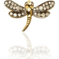 Annoushka Love Diamonds 18ct Gold Diamond Dragonfly Left Single Stud found on Bargain Bro UK from annoushka