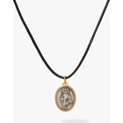 Annoushka 14ct Gold Helping Hands Pendant