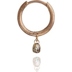 Annoushka Hoopla 18ct Rose Gold Diamond Hoop Earring found on Bargain Bro UK from annoushka