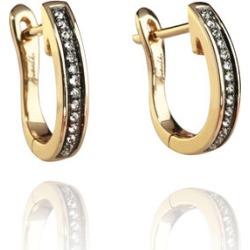 Annoushka Eclipse 18ct Gold Porcupine Diamond Hoop Earrings found on Bargain Bro UK from annoushka