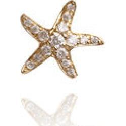 Annoushka Love Diamonds 18ct Gold Diamond Starfish Single Stud found on Bargain Bro UK from annoushka