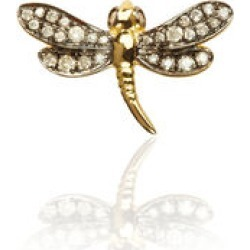 Annoushka Love Diamonds 18ct Gold Diamond Dragonfly Right Single Stud found on Bargain Bro UK from annoushka
