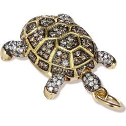 Annoushka Mythology 18ct Gold Diamond Baby Turtle Pendant found on Bargain Bro UK from annoushka