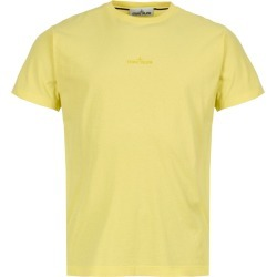 T-Shirt Logo Print - Yellow found on MODAPINS from APHRODITE 1994 for USD $132.21