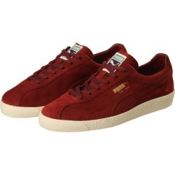 TE KU Suede Trainers - Cordovan found on MODAPINS from APHRODITE 1994 for USD $49.73