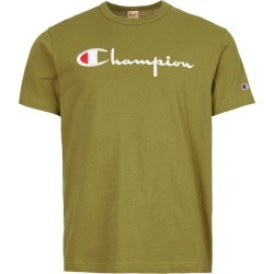 T-Shirt Script Logo - Green found on MODAPINS from APHRODITE 1994 for USD $34.37