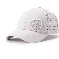 Men's Tri Factor Cap in Silver Grey, by Ariat found on Bargain Bro UK from Ariat (UK)