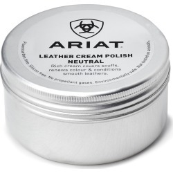 Men's Ariat Leather Cream Polish in Neutral found on Bargain Bro UK from Ariat (UK)