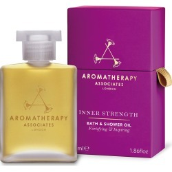 Inner Strength Bath & Shower Oil found on Makeup Collection from aromatherapy associates for GBP 54.23