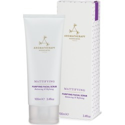 Mattifying Purifying Facial Scrub found on Makeup Collection from aromatherapy associates for GBP 30.15