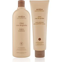 Aveda clove shampoo & conditioner shampoo & conditioner