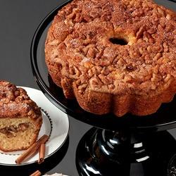 Viennese Coffee Cake - Cinnamon and Walnuts