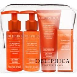 Obliphica Seaberry Travel Kit - Fine to Medium 4 piece