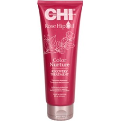 CHI Rose Hip Oil Color Nurture Recovery Treatment 8 oz
