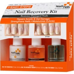 Nail Tek Nail Recovery Kit 3 piece found on MODAPINS from Beauty Care Choices for USD $20.00