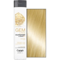 Celeb Luxury Gem Lites Colorditioner with BondFix Sunstone (Blonde) found on Bargain Bro India from Beauty Care Choices for $40.00