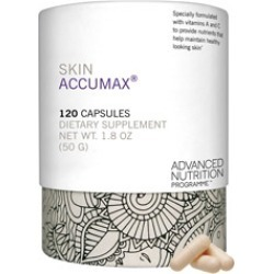 Jane Iredale Advanced Nutrition Programme Skin Accumax 120 capsules