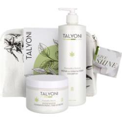 Talyoni Holiday CBD Kit - Hair Care 3 piece