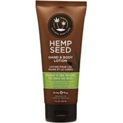 Earthly Body Hemp Seed Hand & Body Lotion Naked in The Woods