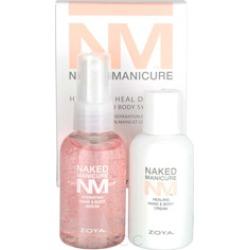 Zoya Naked Manicure - Hydrate & Heal Dry Skin Trial Kit 2 piece