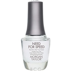 Morgan Taylor Need for Speed Top Coat 0.5 oz