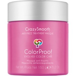 ColorProof CrazySmooth Anti-Frizz Treatment Masque 5.2 oz
