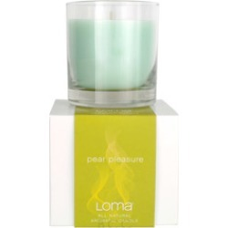 LomaTherapy All Natural Aromatic Candle Pear Pleasure
