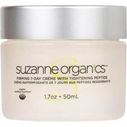 SUZANNE Organics Firming 7-Day Creme with Tightening Peptide 1.7 oz