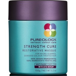 Pureology Strength Cure Masque 5.2 oz Womens Pureology Treatments found on MODAPINS from beautyplussalon.com for USD $54.50